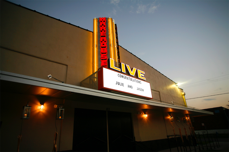 Warehouse Live 187 Rentals
